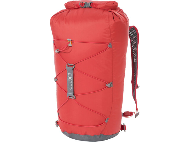 Exped Cloudburst 15 Backpack ruby red-ruby red